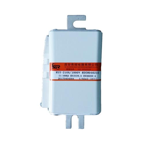 西安熔断器-RSY直流熔断器