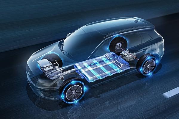 新能源汽车高压配电盒PDU